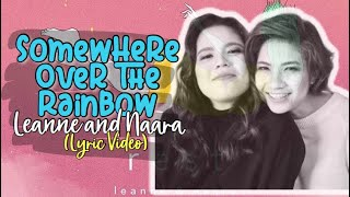 Somewhere Over The Rainbow Leanne and Naara cover.mp3