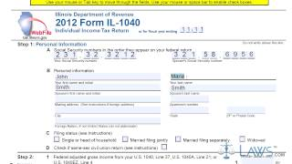 Printable 2013 Tax Forms 1040 - Alot.com