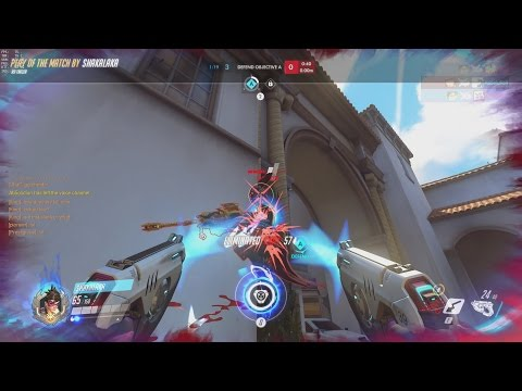overwatch matchmaking points
