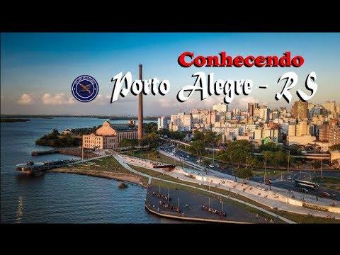 Conhecendo Porto Alegre-RS / Melhores Pontos Turísticos
