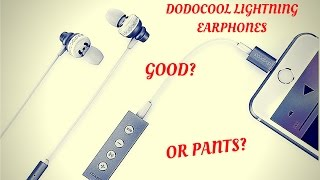 lightning earphones for 59 99 are they worth the cost