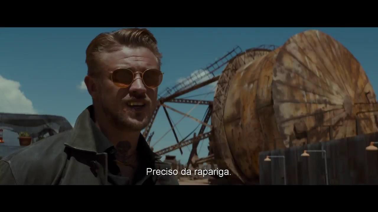 Logan The Wolverine Trailer
