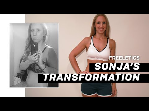 Summer body transformation: 30 min fat burning workouts for women with Freeletics