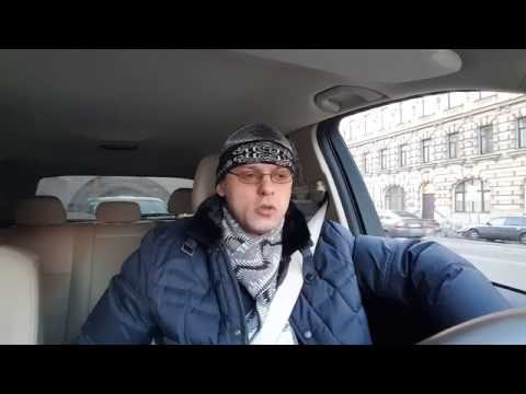 Как заводиться зимой Мерседес GLK 220 дизель