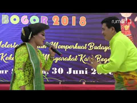 Adu Perkolong-kolong Samuel Sembiring ras Lopiga Br Karo (2) - Kerja Tahun Bogor 2018