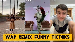 САМЫЕ СМЕШНЫЕ ТИКТОК ПОДБОРКА   WAP - SX TALK(REMIX) TIK TOK Resimi