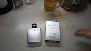 видео Chanel Allure Homme Sport как отличить подделку
