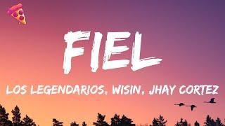 Wisin, Jhay Cortez, Los Legendarios - Fiel