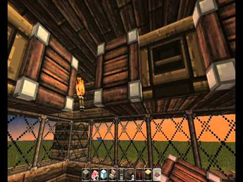 Como decorar tu casa en minecraft ep 1 cocina youtube for Como decorar una cocina