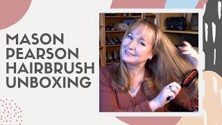 Mason Pearson Brush Unboxing |…