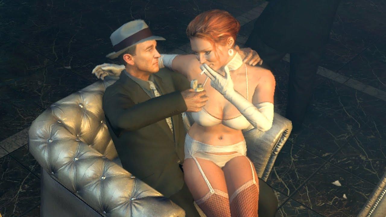 Из фото голых 2 mafia проституток игры