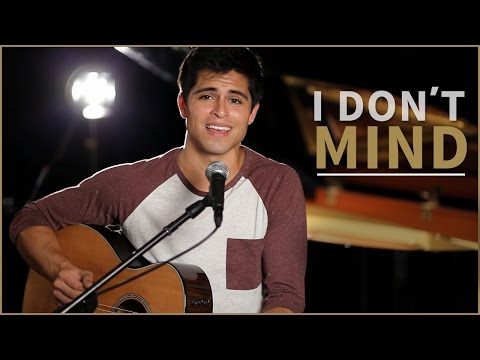 Usher feat. Juicy J - I Don't Mind - Official Music Video (Acoustic Cover by Tay Watts)
