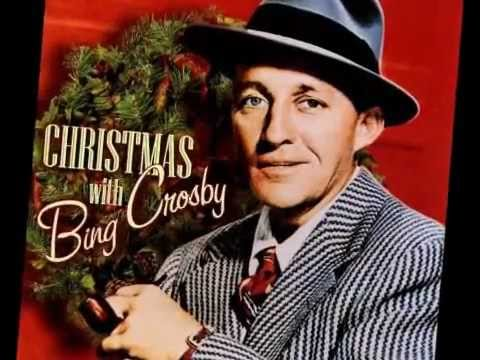 Клип Bing Crosby - Silver Bells