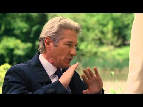 Brit Marling with Richard Gere in Arbitrage 2012 Optional Italian Subtitles