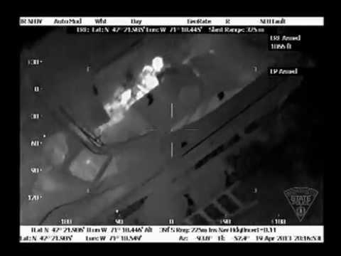 Boston,bomba maratona.telecamere termiche ed elicotteri: così trovato il terrorista ceceno