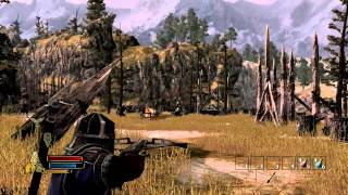 The Lord of the Rings: War in the North - The Coldfells