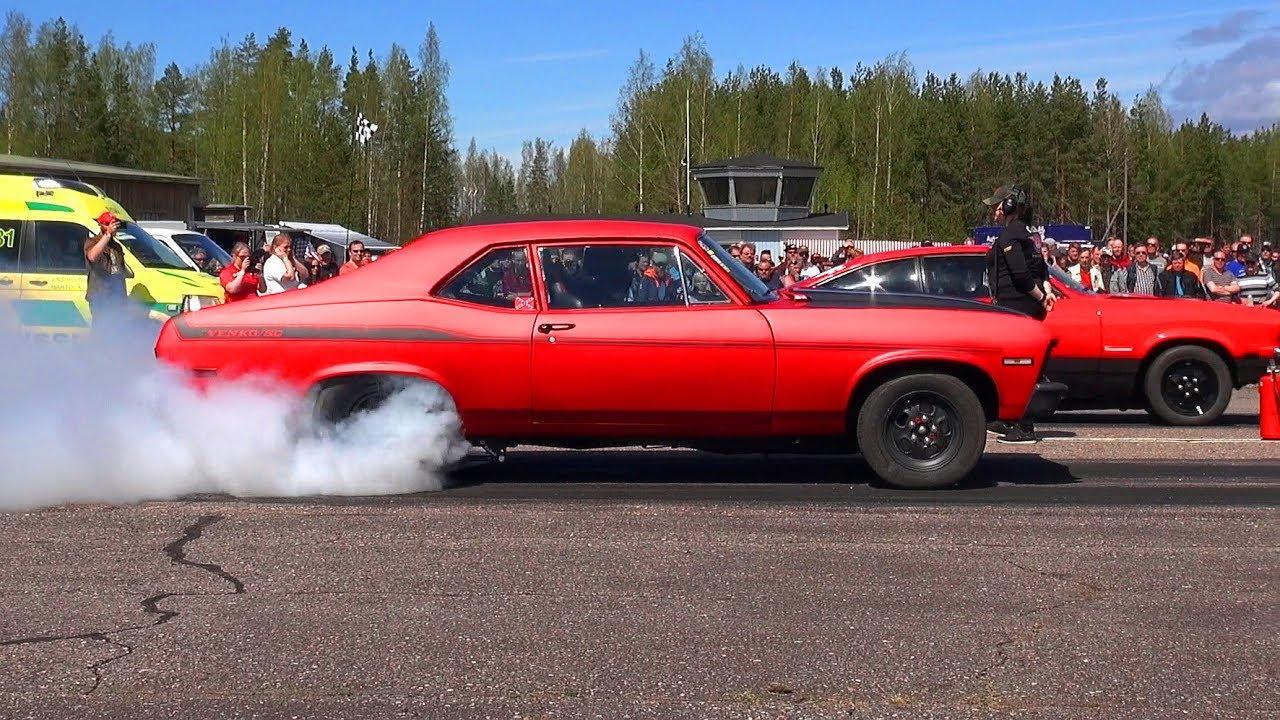 drag racing cars street power