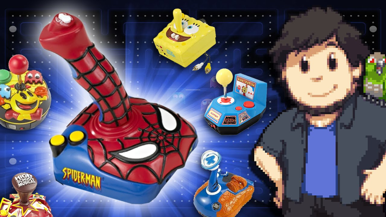 Download Plug and Play Consoles - JonTron