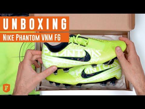 UNBOXING: Nike HYPERVENOM PhantomX III Pro Zoom Air IC Futsal 100%