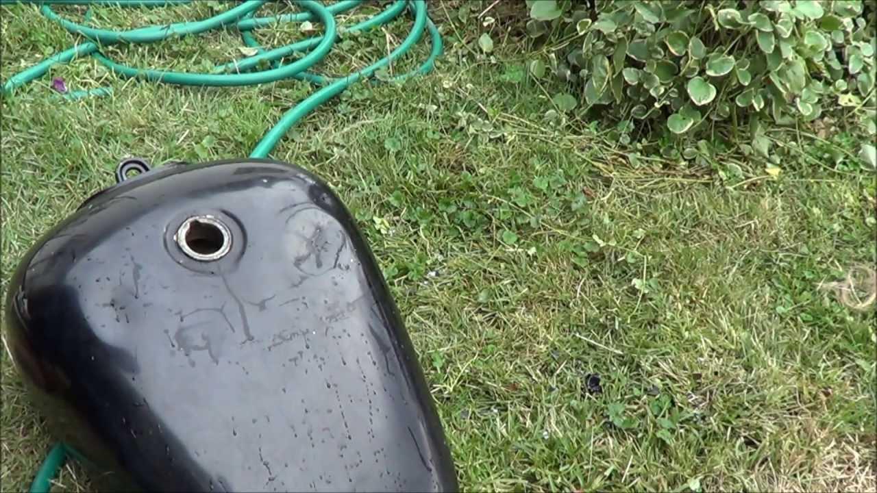 Fuel Tank Liner : Liquid gas tank liner youtube