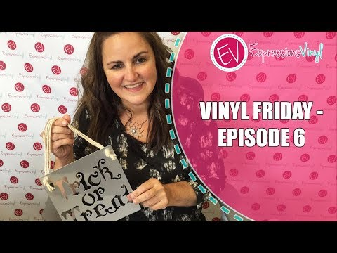 Vinyl Friday  - Episode 6