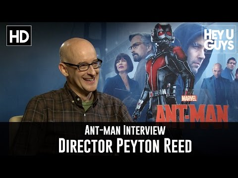 Director Peyton Reed   AntMan  Wasp
