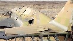 Aparece avion de la II Guerra Mundial en el Sahara 70 años después IMPACTANTE