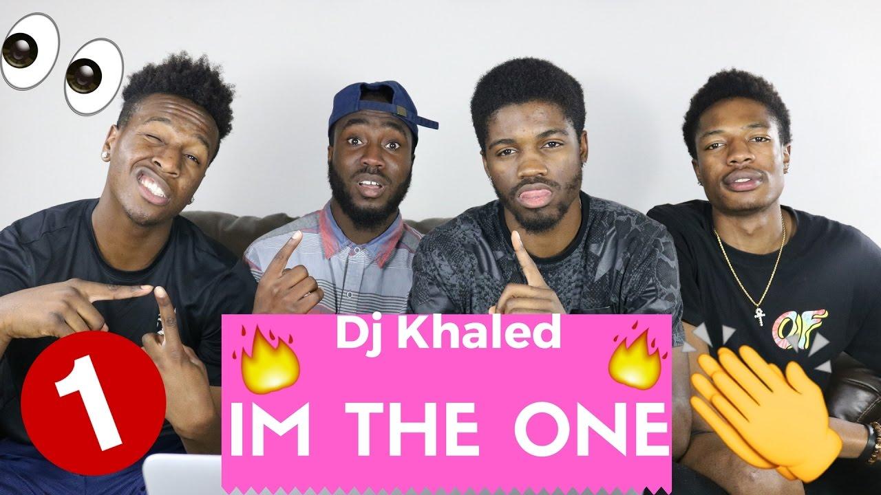 Dj Khaled Im The One Ft Justin Bieber Quavo Chance The Rapper Lil Wayne Reaction