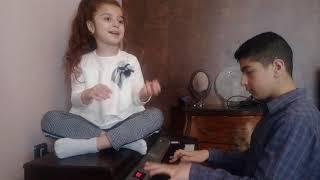 امي نامت عبكير فيروز / نور ولين شريفة