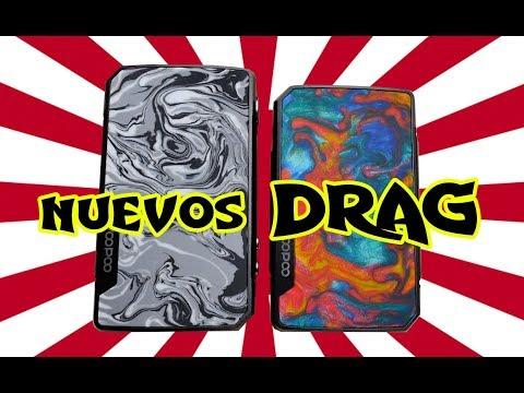 NUEVO voopoo DRAG 2 y DRAG mini / Revisión en español
