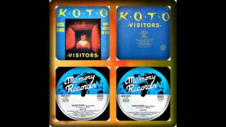 KOTO - VISITORS (VOCAL REMIX, ALIENS, REMIX 1985)