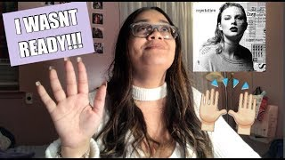 Taylor Swift - Reputation | ALBUM REACTION!!