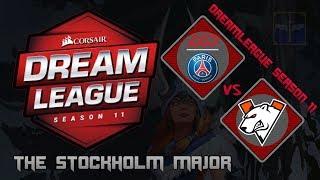 PSG.LGD vs Virtus.Pro / Bo3 / DreamLeague Season 11 Stockholm Major  / Dota 2 Live thumbnail