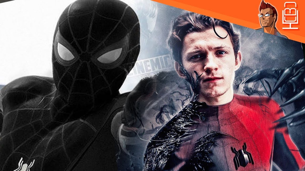 spider-man black suit confirmed for far from home - youtube