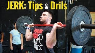 How to Practice Split Jerk / weightlifting by Torokhtiy