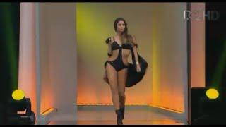 Pasarela Ariadna Gutierrez Rumbo al Miss Universo 2015