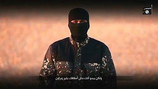 فيديو..داعش تعترف بمقتل الجهادي جون بضربة جوية