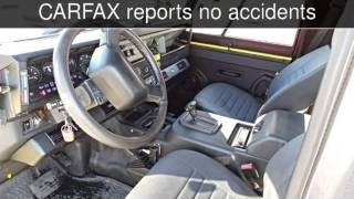 1997 Land Rover Defender 90 Used Cars for sale in Greensboro, NC - 27409