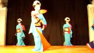 Manjushaka *Danza Sakura Sakura*