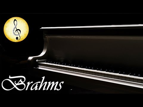 Brahms Classical Music for Studying, Concentration, Relaxation | Study Music | Piano Music
