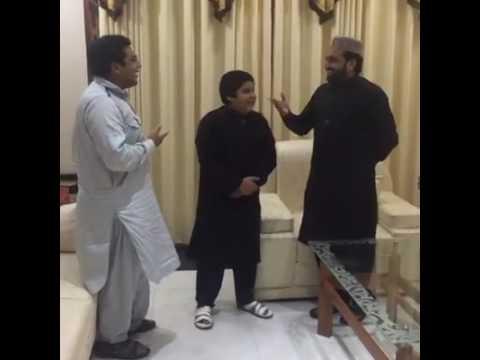 Qari Shahid Mahmood Live 4th November 2016