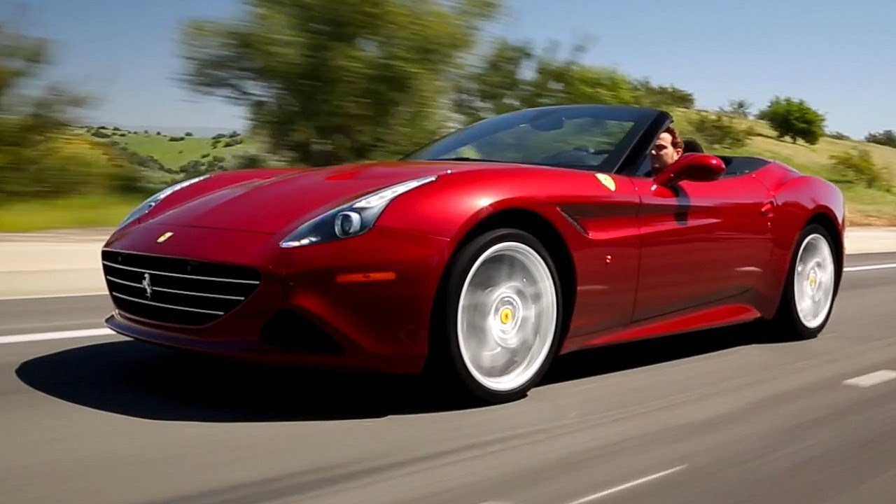 Ferrari California T >> 2016 Ferrari California T Review And Road Test
