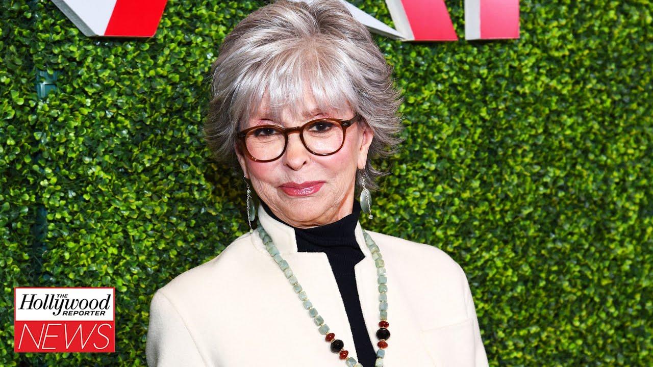 Rita Moreno Defends Lin-Manuel Miranda Over 'In The Heights' Colorism Criticism I THR News