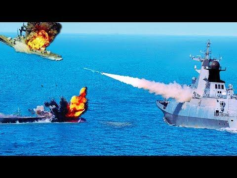 কেমন শক্তিশালী নেভীর নতুন মিসাইল ফ্রিগেট HOW POWERFUL Bangladesh Navy Type 053H3 Missile Frigate