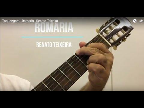 ToqueAgora - Romaria - Renato Teixeira
