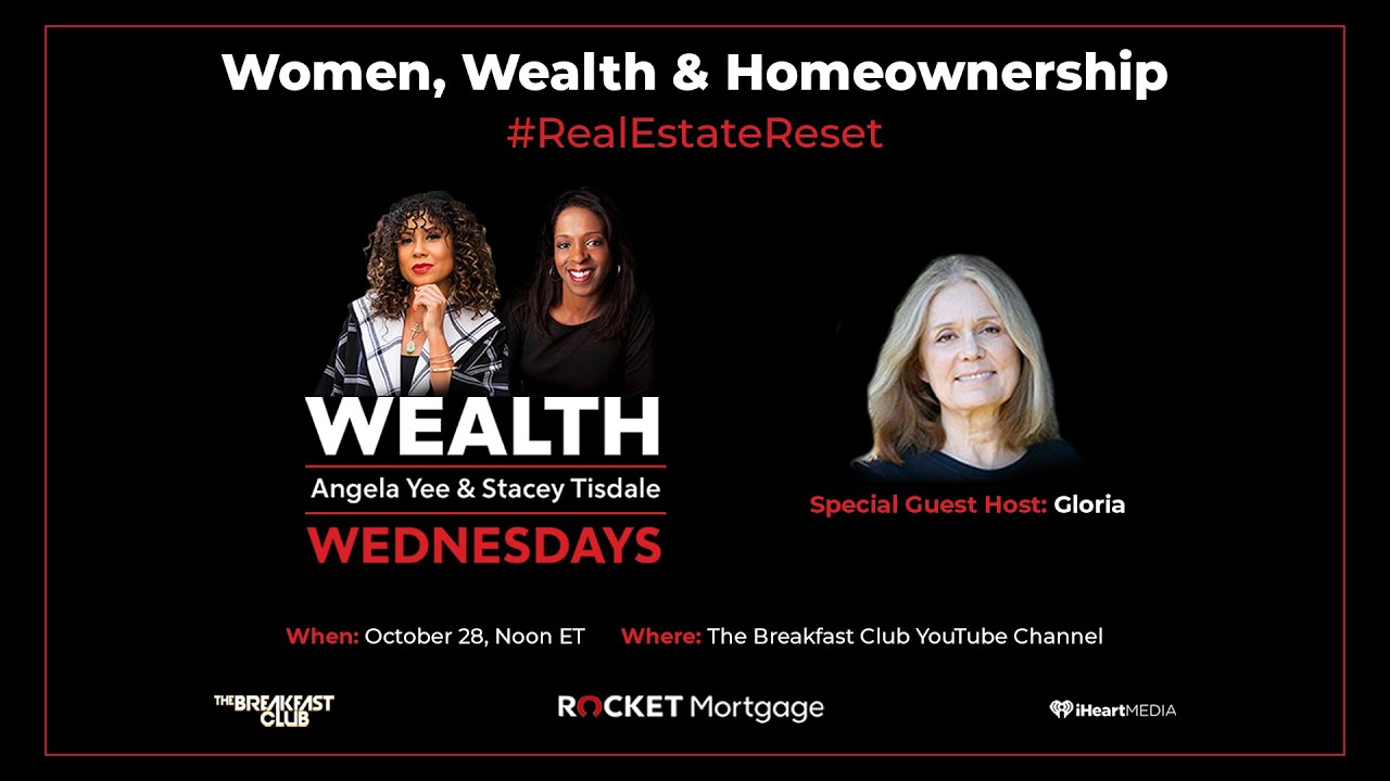 #RealEstateReset Black Women, Wealth & Homeownership