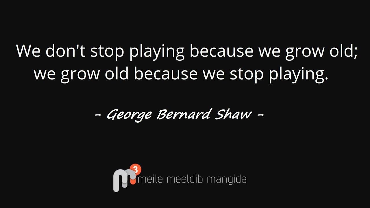 Meile Meeldib Mängida #97 - Ma pole mängimiseks liiga vana