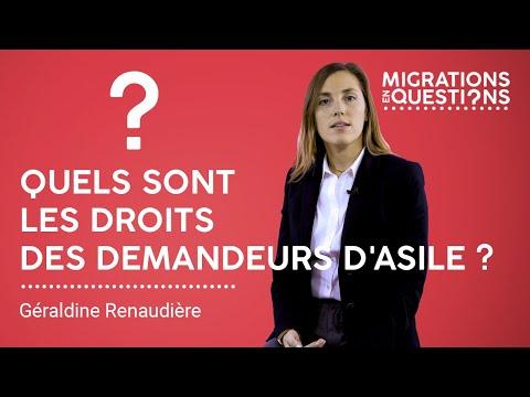 Quels Sont Les Droits Des Demandeurs D'asile ?