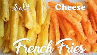 Homemade FRENCH FRIES recipe pang NEGOSYO | It