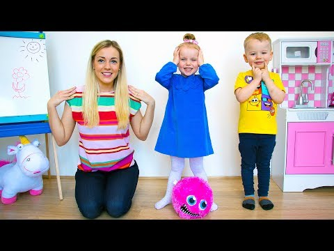 Head Shoulders Knees & Toes and More - Baby Nursery Rhymes Songs for kids